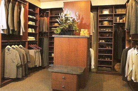 Lovely Classy Closets .